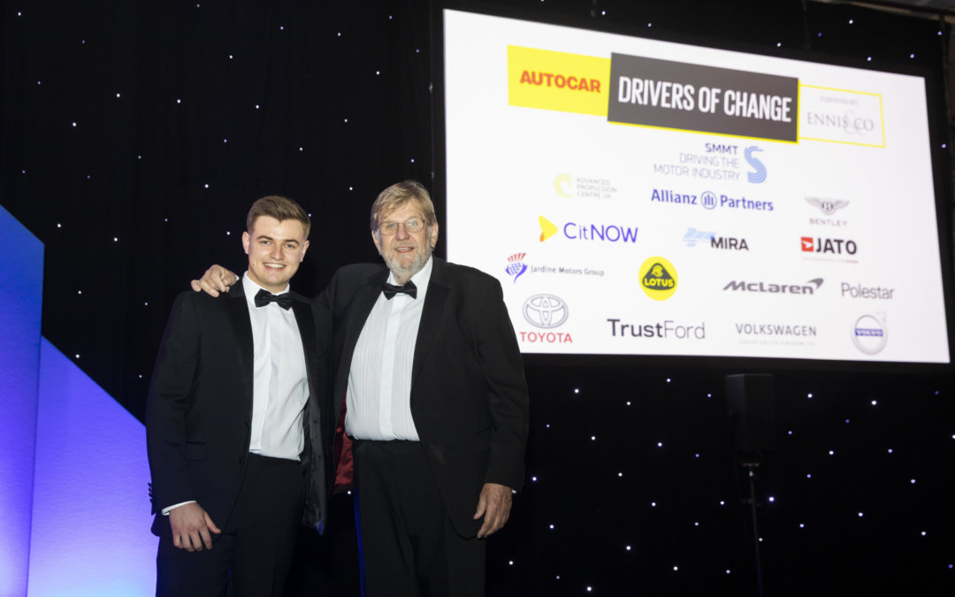 Ennis & Co partner Autocar to launch Drivers of Change talent competition
